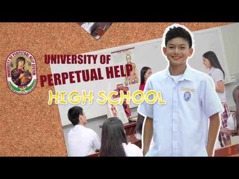 University of Perpetual Help Senior High School Ready!