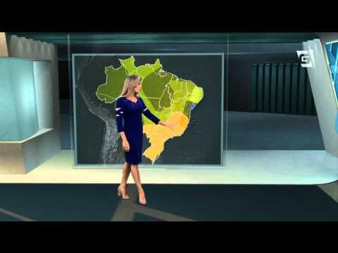 Previsão do Tempo – 09/04/2015