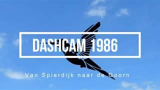 Dashcam 1986 spierdijk de Goorn, Westerkoggenland