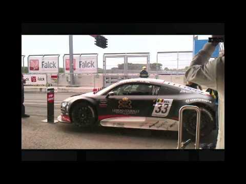FIA GT3 European Championship SlovakiaRing 19.08.2011(qualification)