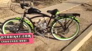 Gas Bikes by U-MOTO Motorized Bicycles