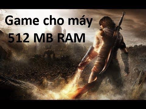Top 10 Game Hay Cho Máy Yếu 256 – 512 MB RAM ( Có Link Download)
