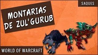 Montarias de Zul'Gurub - World of Warcraft