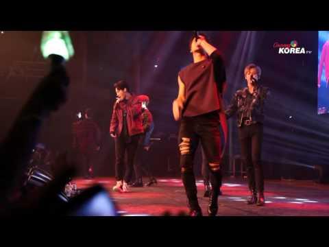 GOT7(갓세븐) Boom x3 - Canada Fan meeting 2016 Toronto
