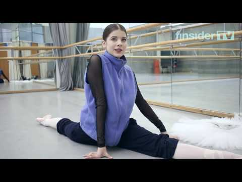 HELSINKI MINUTE 03: Ballet Dancer