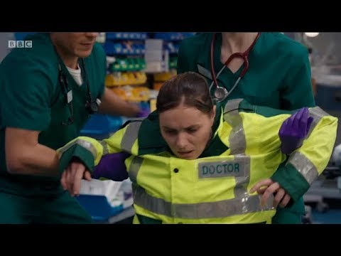 Alicia Collapses | Casualty [Series 32 Episode 37]