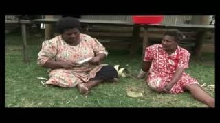 Harvesting and Preparing Tapa Cloth