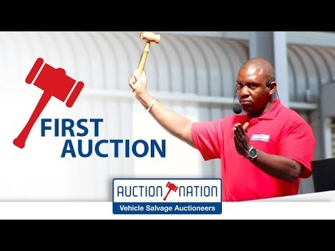 First Johannesburg auction | Auction Nation - YouTube