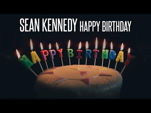 Sean Kennedy - Happy Birthday (Lyric Video)