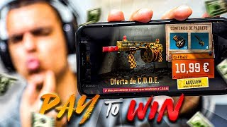 EL PRIMER PAY TO WIN DE Call Of Duty: Mobile? - AlphaSniper97
