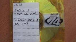 Mark Lanegan - Live at Cathouse, Glasgow, UK (25 Nov 2003)