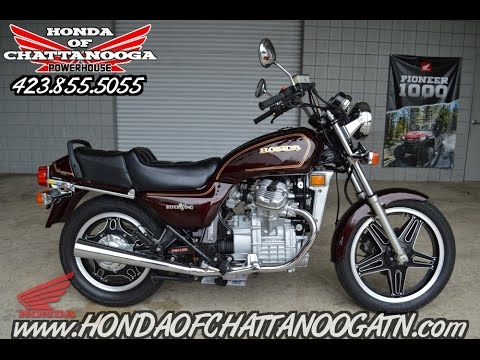 Used 1982 Honda GL500 Silver Wing For Sale - Vintage / Classic Must See! TN / GA / AL area