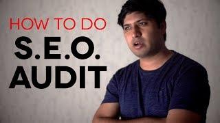 SEO Audit | Technical SEO & On-Page SEO Audit | SEO ऑडिट कैसे करें?