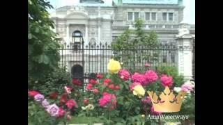 AmaWaterways Excursion to Vienna, Austria on River Cruise from Amsterdam to Budapest