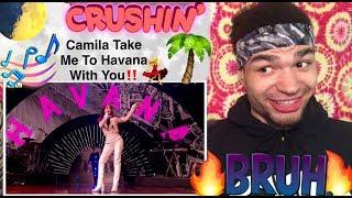 "CAMILA CABELLO (‼️I'll Put In That Overtime Girl‼️🤤😍) ""Havana Radio 1's Award"" LIVE REACTION !!"
