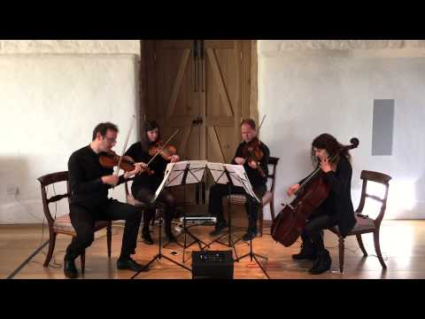 Carducci Quartet Shostakovich 15 Vodcast No1