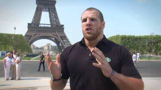 James Haskell on the Rugby World Cup