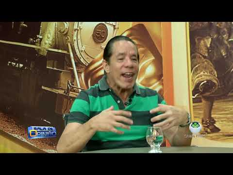 SALA DE OPINIÃO - DR. JUAN MIGUEL - FIOCRUZ-RO