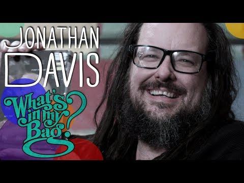 Jonathan Davis (KORN) - What's in My Bag?