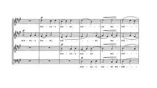 Н. Римский - Корсаков ''Херувимская песнь'' №5