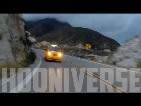 Nissan NV Taxi: Angeles Crest Confessions