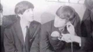 The Beatles,  first  time on U.S. TV