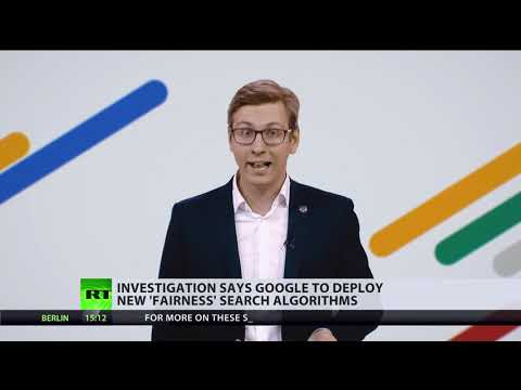 'Don't be evil': Whistleblower claims Google plans to sway US election vote