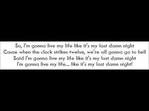 Last Damn Night - Elle King (Lyrics)