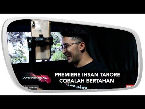 Ihsan Tarore - Cobalah Bertahan | YouTube Premiere (BTS)