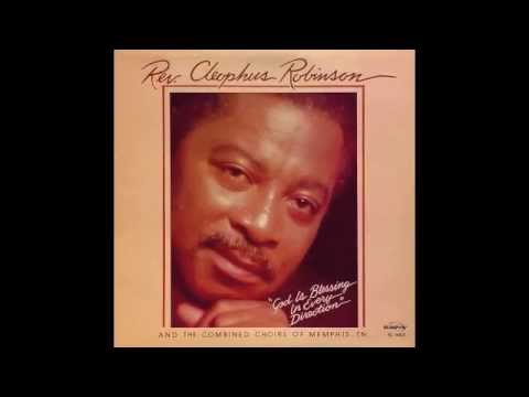 Jesus That's My King-Rev. Cleophus Robinson