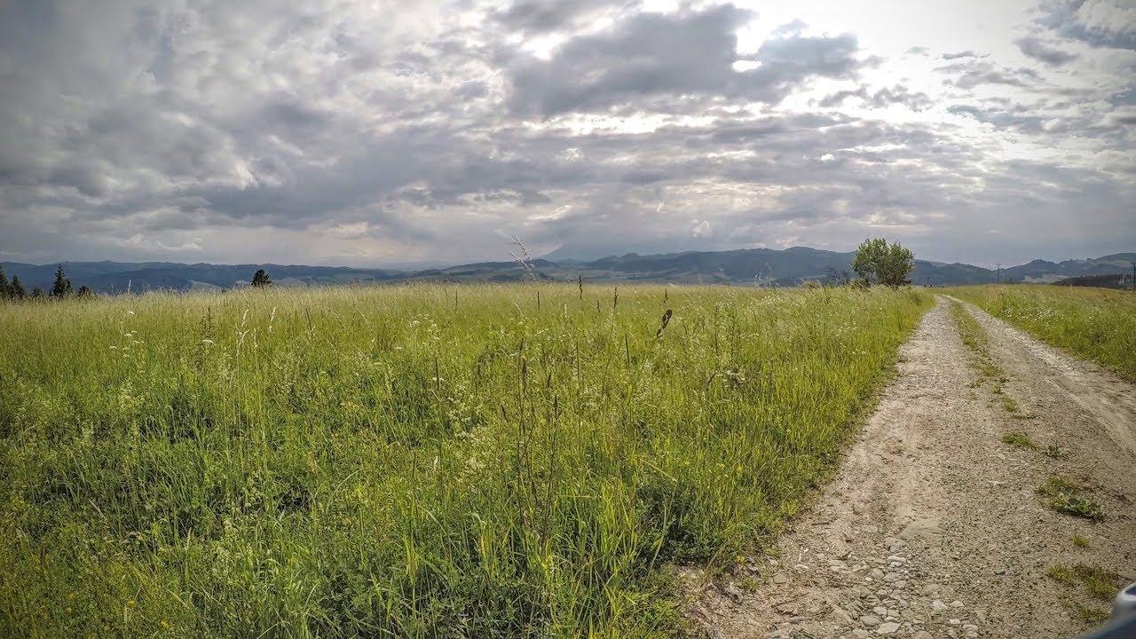 Z Pensjonatu Irena w Żegiestowie  do Przełęczy Vabec na Słowacji