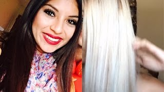 How to Lighten your Hair without Bleaching it | By Neriideebabe