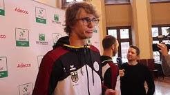 Davis Cup 2019: Reaktionen von Zverev, Kohlmann und Kohlschreiber auf die Auslosung gegen Ungarn