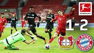 Bayer 04 Leverkusen - FC Bayern München | 1-2 | Highlights | Matchday 13 – Bundesliga 2020/21