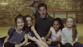 Meet The Matildas | Learning Acrobatics