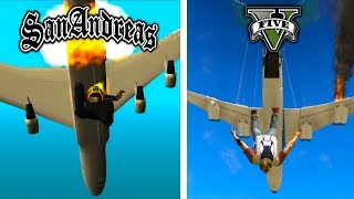 GTA 5 Missions COPIED From GTA San Andreas! 😮