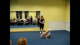 Вольные упражнения: гимнастика(часть 2)
