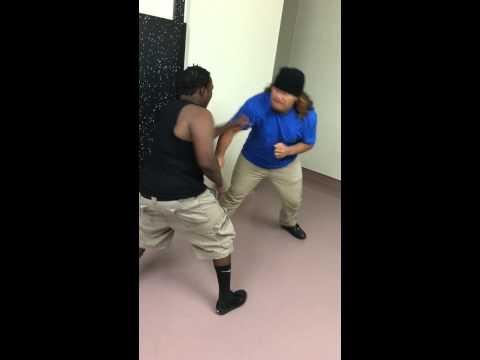 Samoan vs Black