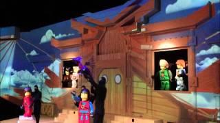 Legoland NinjaGO LIVE Show