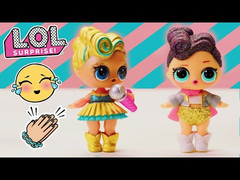 Download Youtube: L.O.L. Surprise!   Stop Motion Dance Competition Cartoon   Baby Doll Surprise Toys