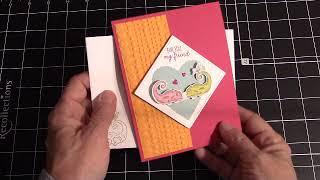 Stampin' Up! January 2019 Paper Pumpkin Alternative Project