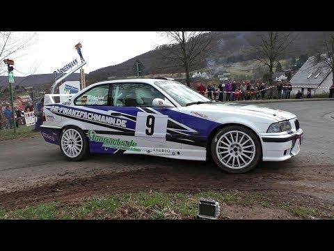 Nick Heilborn - BMW M3 E36 - Rallyesaison 2017 [HD]