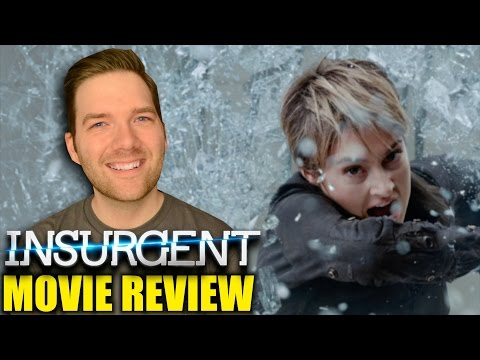 Insurgent - Movie Review