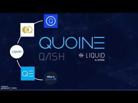 QASH - The future of crypto economy