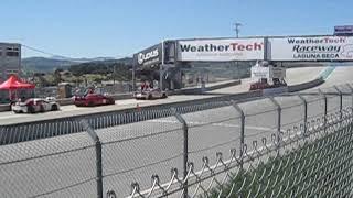 Laguna Seca Raceway Ferrari Racing Days