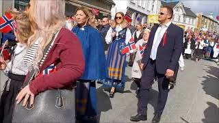 17 Mai-2018 Harstad Norway