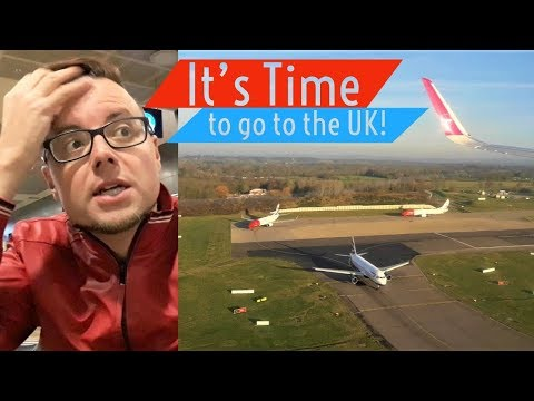 🇬🇧It's TIME to go to the UK for CHRISTMAS! | LONDON ARRIVAL TIPS | THE TAO OF DAVID