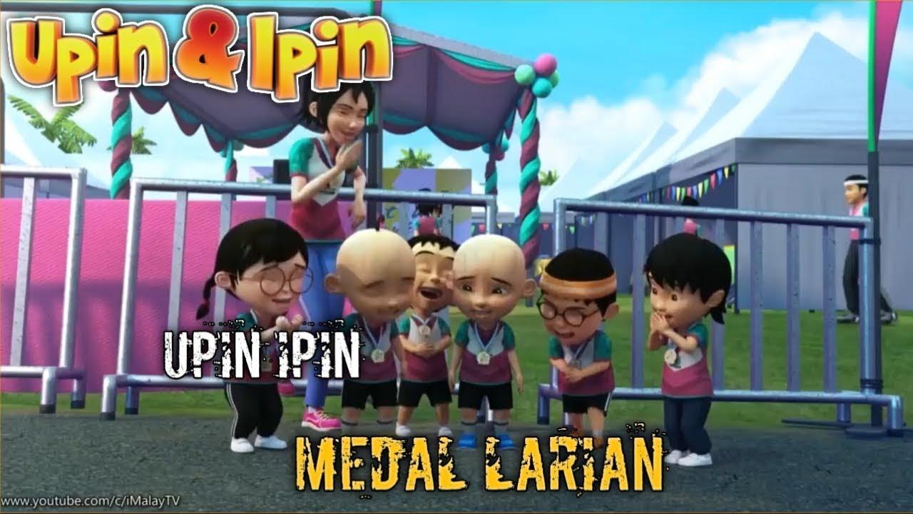Upin & Ipin Medal Larian - Upin Ipin Episode Terbaru 2020 ...