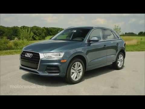 MotorWeek | Road Test: 2016 Audi Q3
