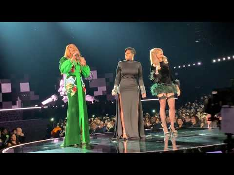 "Yolanda Adams Sings ""(You Make Me Feel Like) A Natural Woman"" With Fantasia & Andra Day"